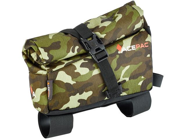 Acepac Roll Fuel Frame Bag camo